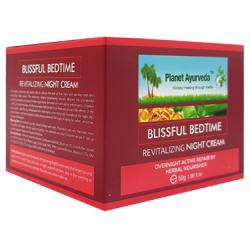 Beauty & Cosmetics / Blissful Bedtime Revitalizing Night Cream