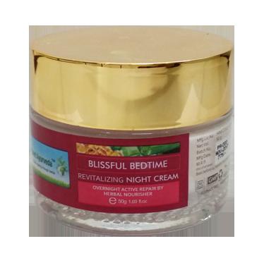 Blissful Bedtime Revitalizing Night Cream