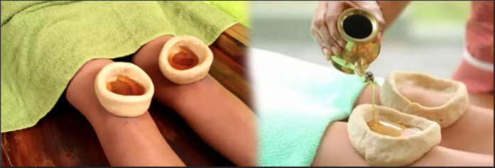 Janu Basti Therapy - Panchakarma Therapies :: Chopra Ayurveda Surrey