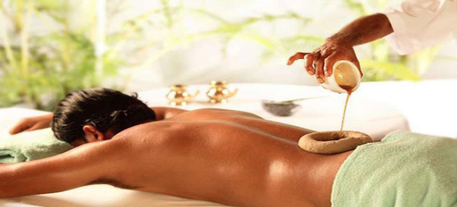 Kati Basti Therapy - Panchakarma Therapies :: Chopra Ayurveda Surrey