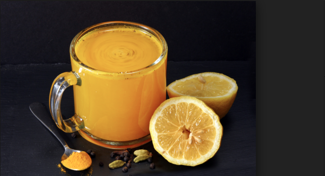 Turmeric Lemonade to Relieve Depression & Stress - Herbal & Natural Cure for Anxiety :: Chopra Ayurveda Surrey